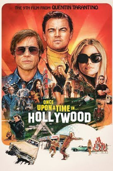 Once upon a Time In.. Hollywood