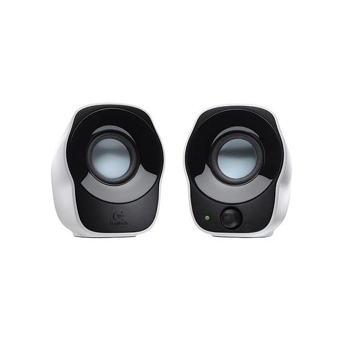 Multimedia Speakers Logitech Z120 2.0 3W Black