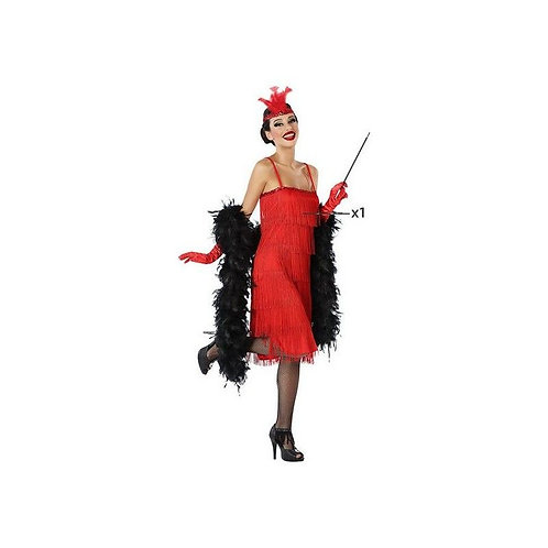 Costume for Adults Charleston Red