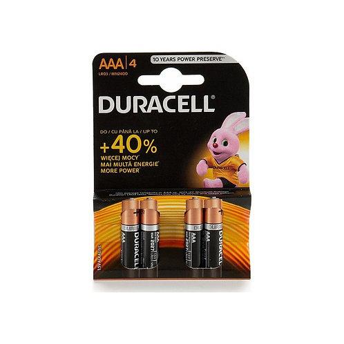 Batteria alcalina (3,5 x 12 x 9 cm)