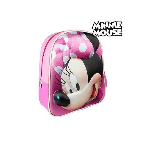 Borsa da scuola 3D Minnie Mouse 8096
