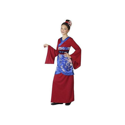 Costume for Children Chinese woman Pink