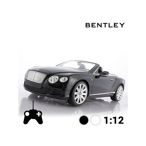 Bentley Continental GT Convertible Remote Control Car