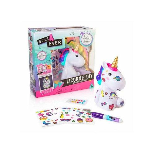 Money box DIY Unicorn