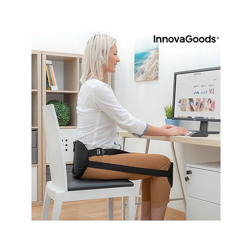 Adjustable and Portable Posture Trainer Colcoach InnovaGoods