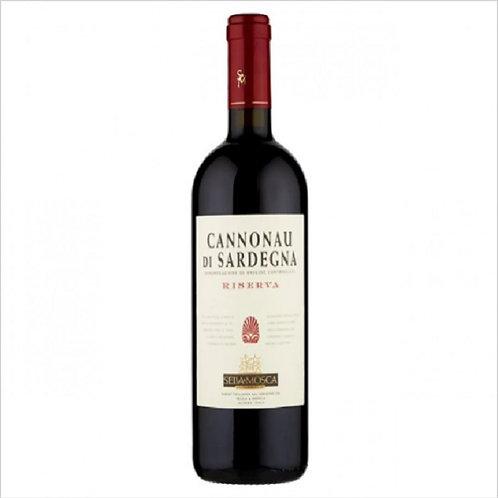 CANNONAU WINE RISERVA DOC 75 CL