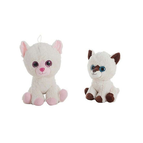 Fluffy toy Cat (34 cm)