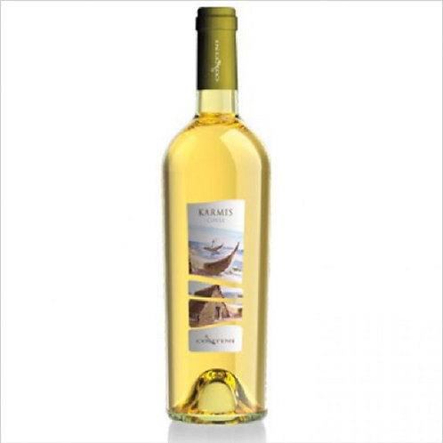 WHITE WINE KARMIS IGT 75 CL