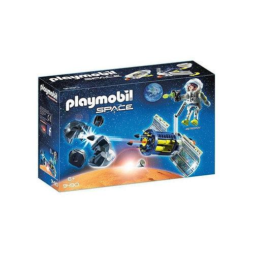 Playset Space Satellite Playmobil 9490