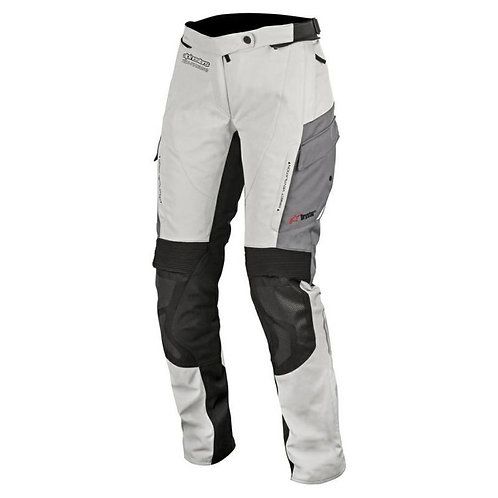 ALPINESTARS STELLA LADIES ANDES V2 TEXTILE TROUSERS - GREY