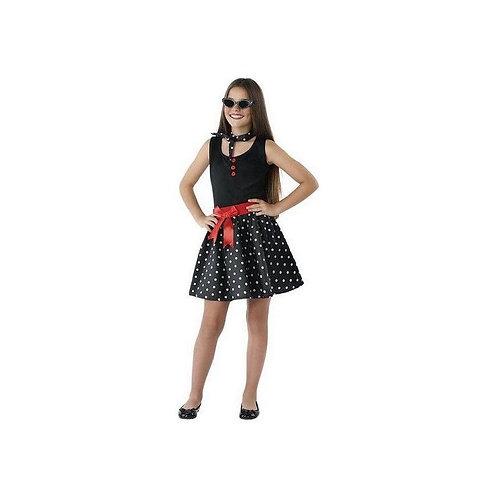 Costume for Children 60S Black
