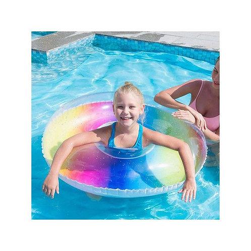 Inflatable Pool Float Rainbow (Ø 96 cm)