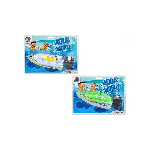 Boat Aqua World