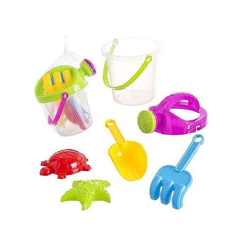 Beach toys set Juinsa (17 x 24 cm)