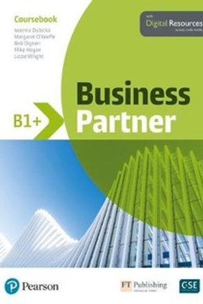Business Partner B1 + Coursebook e MyEnglishLab Pack di base