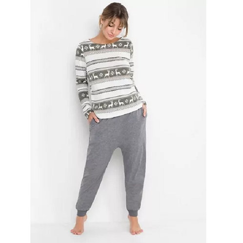 Boat Neck Pyjamas