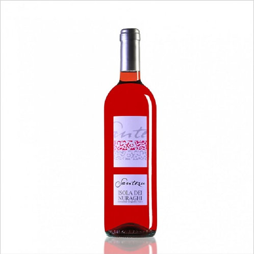 ROSÈ SANTESU IGT WINE 75 CL
