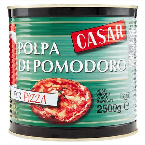 CASAR PIZZA PULP 2,5 KG