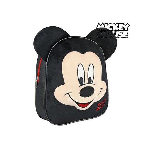 Borsa bambino Mickey Mouse 4476 Nera