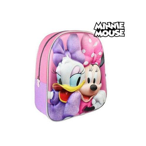 Borsa da scuola 3D Minnie Mouse 8058