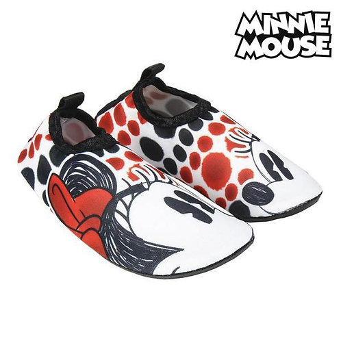 CHILDREN'S SOCKS MINNIE MOUSE 73874 RED