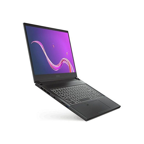 "Notebook MSI Creator 15-062ES 15,6"" i7-10875H 64 GB RAM 2 TB SSD Black"