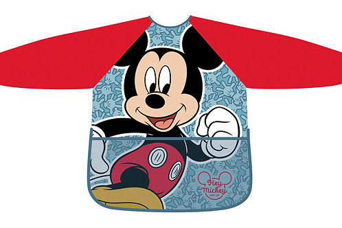 Apron Mickey Mouse Junior 30 Cm Pvc Red