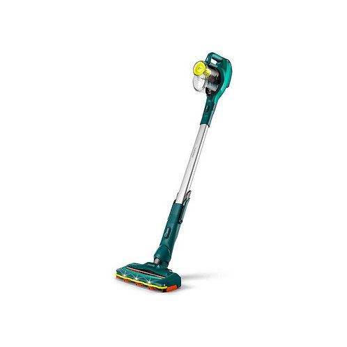 Cordless Cyclonic Hoover with Brush Philips FC6725/01 0,4 L Green