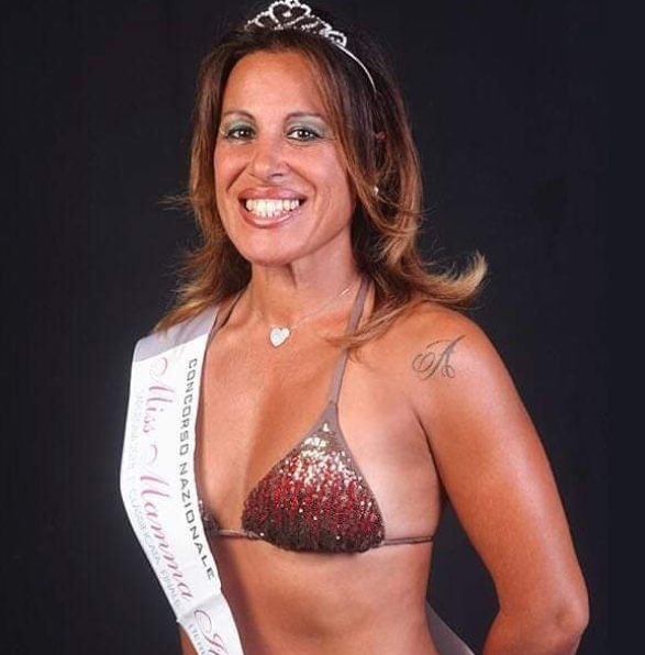 Miss mom gold Sardinia!