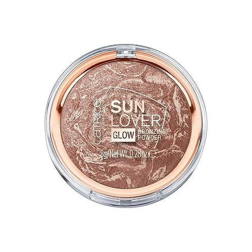 Bronzing Powder Sun Lover Glow Catrice (8 g)