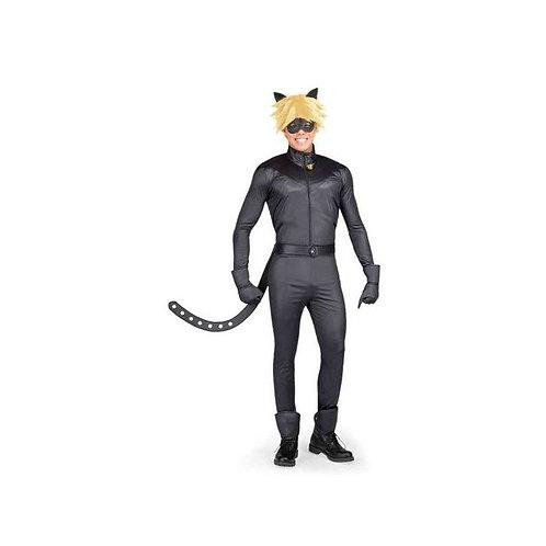 Costume for Adults Cat Noir (M/l)
