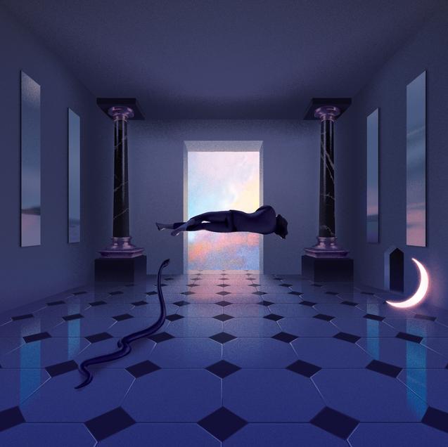 drawn-out daydream
