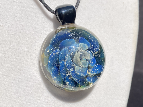 Implosion Cremation Pendant