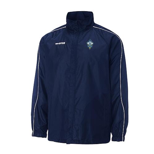 Basic Rain Jacket (Navy)