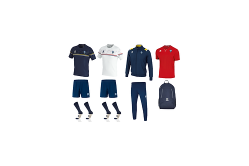 2020-2021 Men's Team Player Package