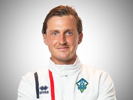 Artem Makarenko Named Director of Sports Technology