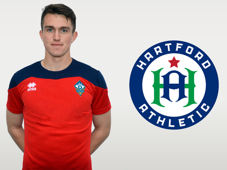 Conor McGlynn Signs for Hartford Athletic