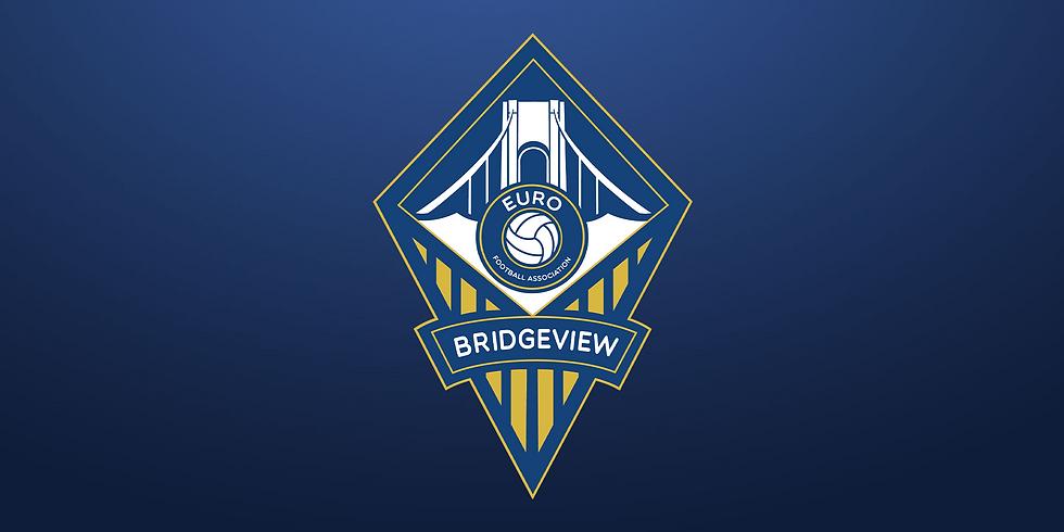 2020/21 Season Registration (FA Euro Bridgeview)