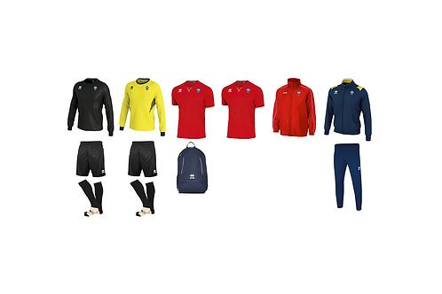 2020-22 Standard Goalkeeper Kit Package