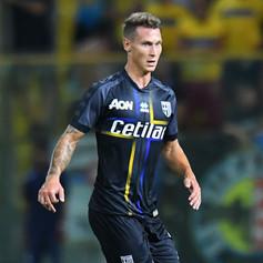Leo+Stulac+o+Parma+Calcio+vs+Pisa+Coppa+