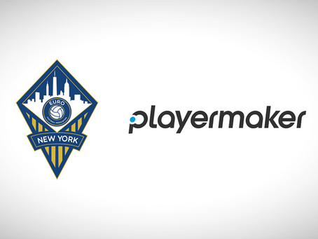 FA Euro Announces Partnership with PlayerMaker