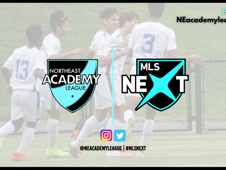 Club to Compete in Northeast Academy League in Collaboration with MLS Next