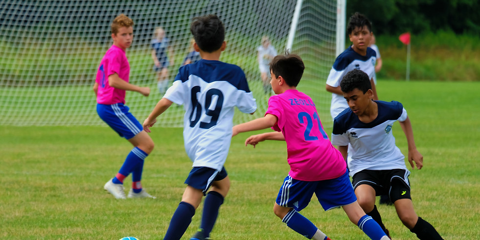 Academy Fall League Tryout Day I (2009-08 Born Players)