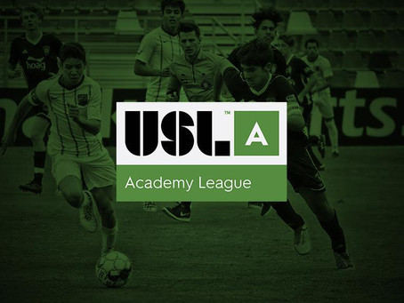 USL Academy League Set to Launch in Spring 2021
