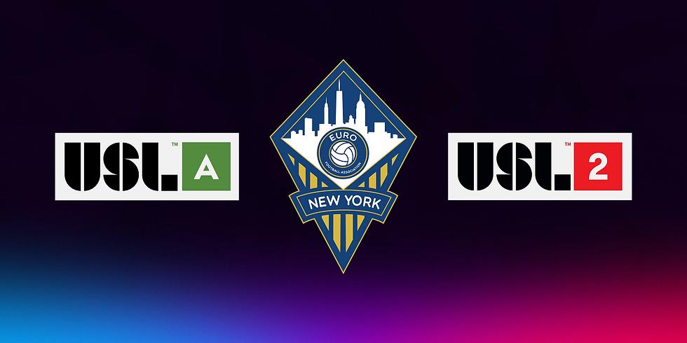 USL Academy + League Two Tryouts