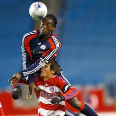FC+Dallas+v+New+England+Revolution+DPEwW