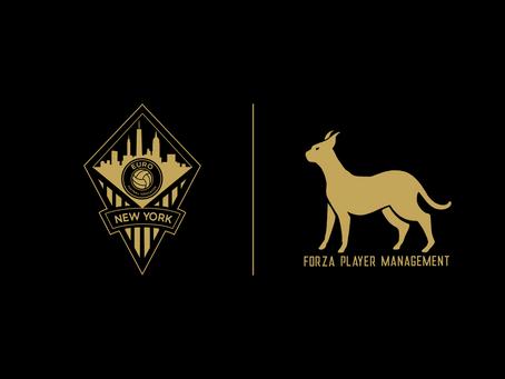 Club Announces FORZA Player Management