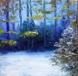 Winter Woods (SOLD)