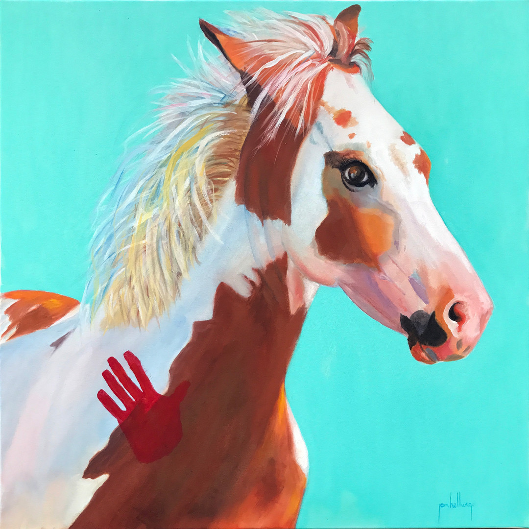 Choctaw Horse (SOLD)