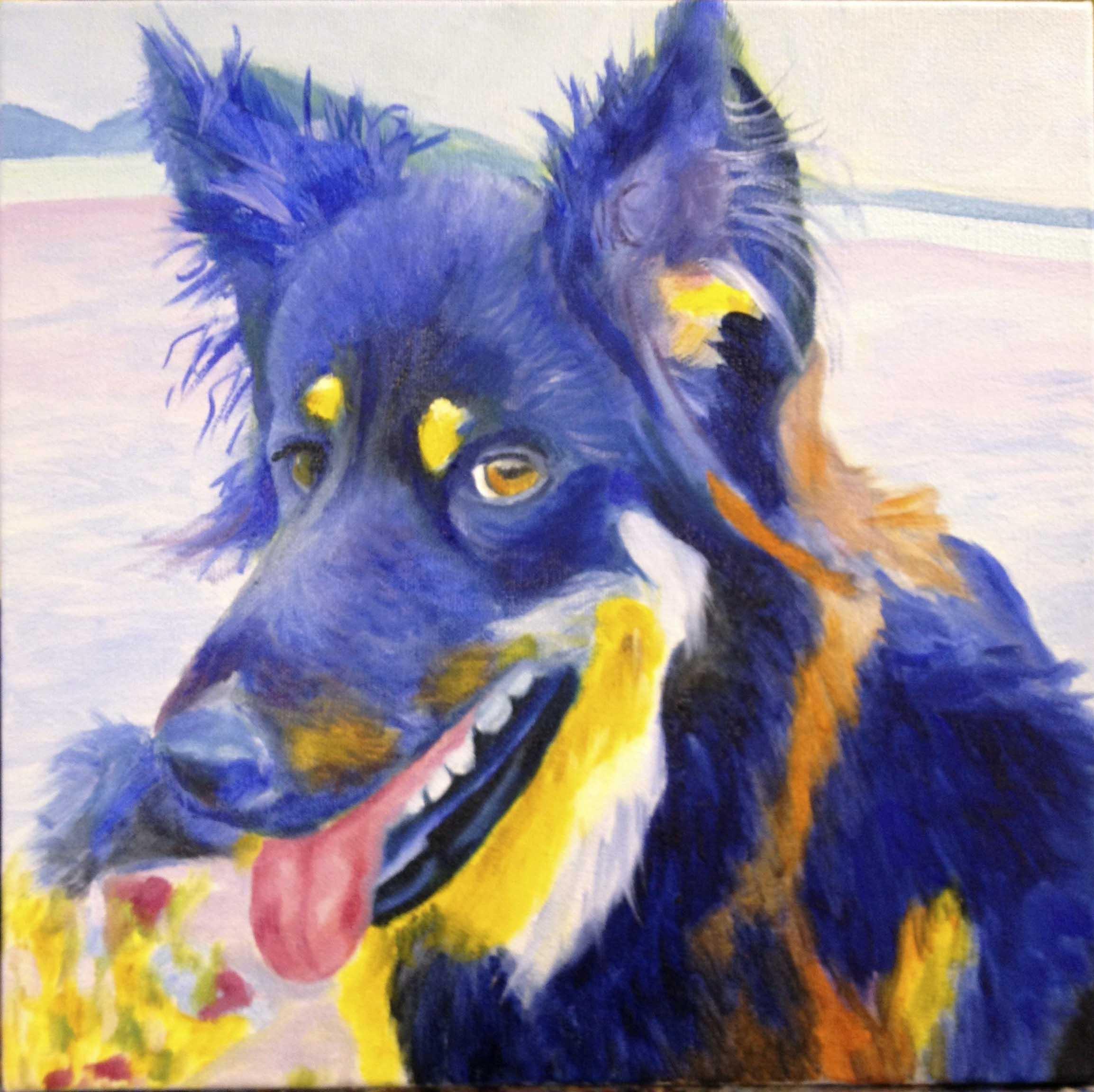 Ethan's Dog
